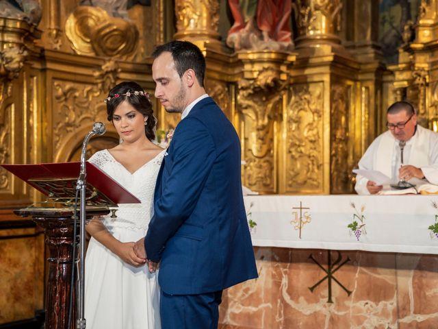 La boda de Adrián y María en Calamocha, Teruel 11