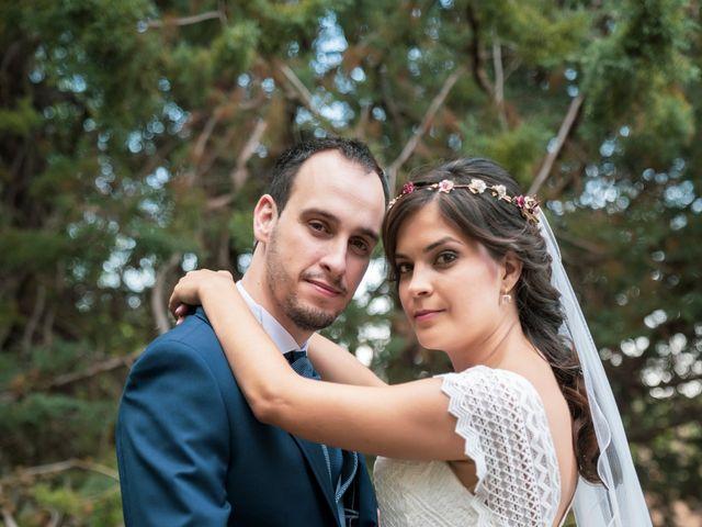 La boda de Adrián y María en Calamocha, Teruel 18