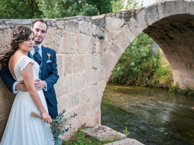 La boda de Adrián y María en Calamocha, Teruel 25