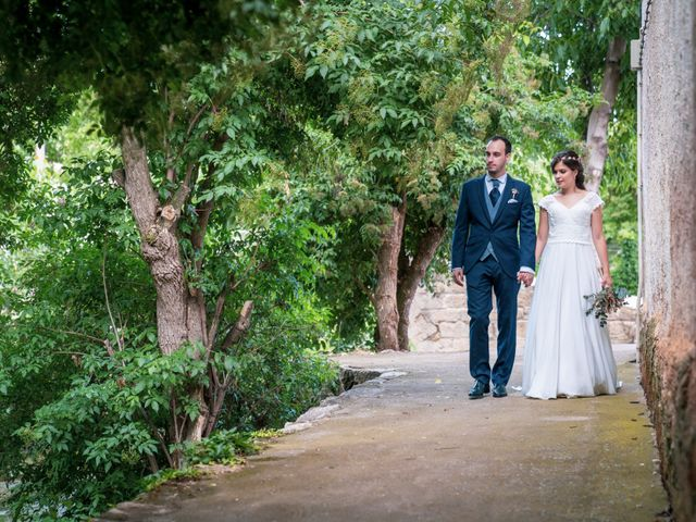 La boda de Adrián y María en Calamocha, Teruel 26