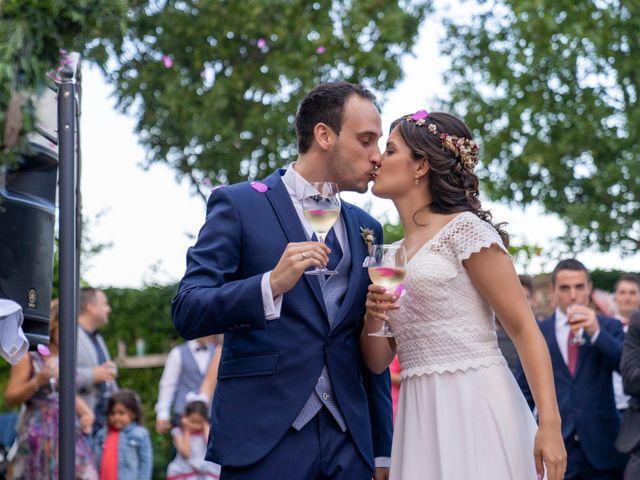 La boda de Adrián y María en Calamocha, Teruel 1