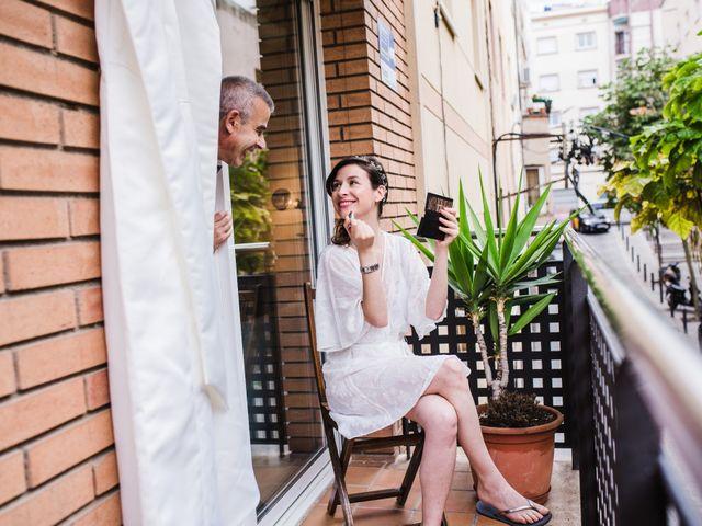 La boda de Albert y Arianna en Cornella De Llobregat, Barcelona 25