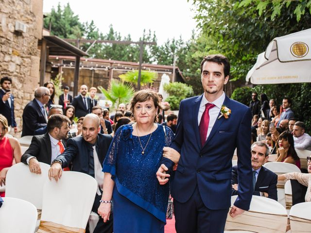 La boda de Albert y Arianna en Cornella De Llobregat, Barcelona 47
