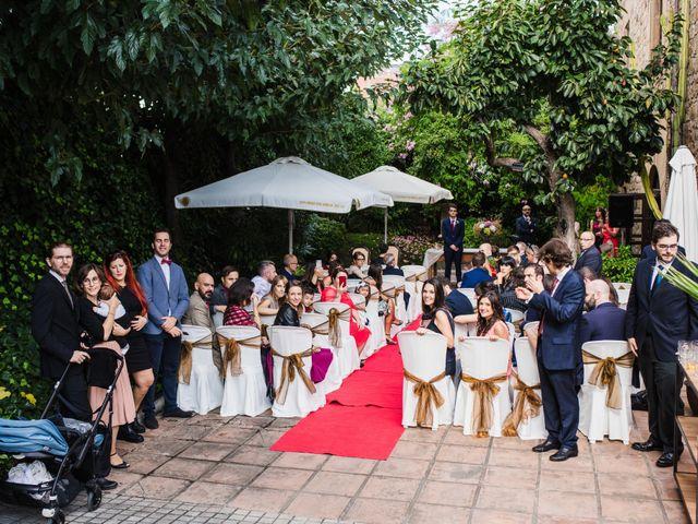 La boda de Albert y Arianna en Cornella De Llobregat, Barcelona 49