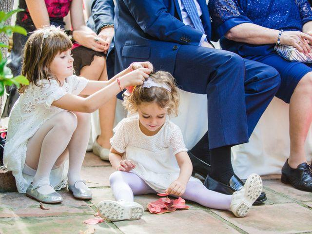 La boda de Albert y Arianna en Cornella De Llobregat, Barcelona 74