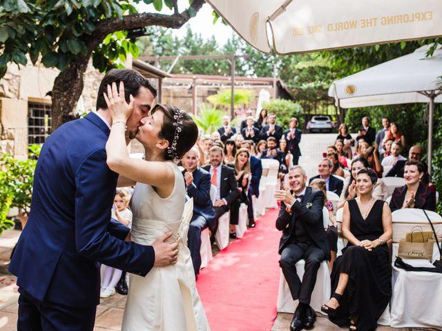 La boda de Albert y Arianna en Cornella De Llobregat, Barcelona 87