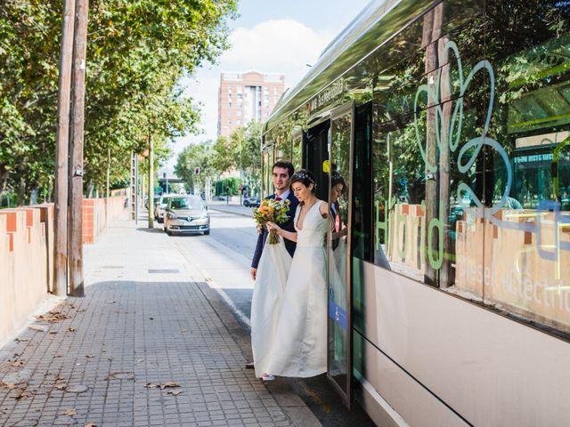 La boda de Albert y Arianna en Cornella De Llobregat, Barcelona 93
