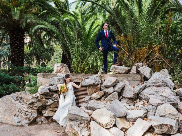 La boda de Albert y Arianna en Cornella De Llobregat, Barcelona 95