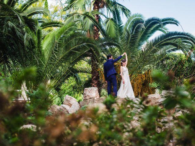 La boda de Albert y Arianna en Cornella De Llobregat, Barcelona 99