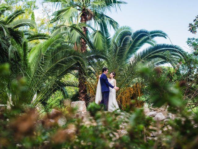 La boda de Albert y Arianna en Cornella De Llobregat, Barcelona 100