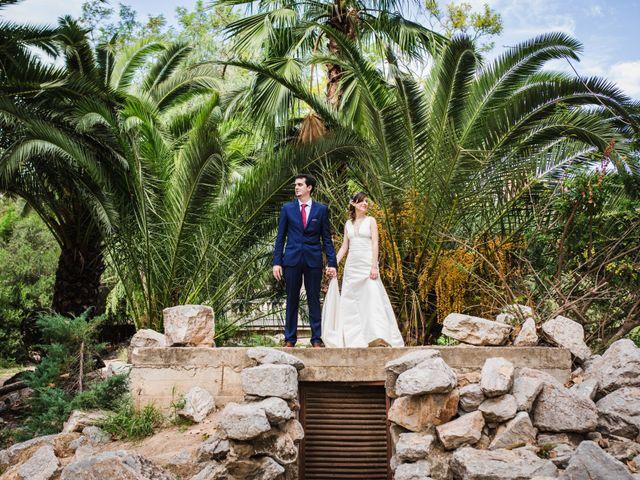 La boda de Albert y Arianna en Cornella De Llobregat, Barcelona 102