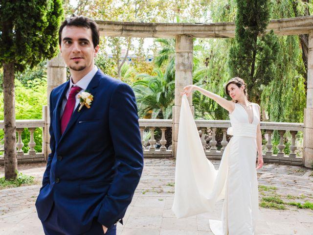 La boda de Albert y Arianna en Cornella De Llobregat, Barcelona 109