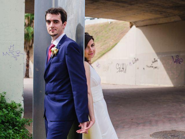 La boda de Albert y Arianna en Cornella De Llobregat, Barcelona 110
