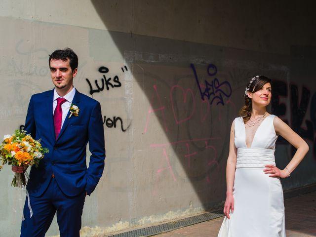 La boda de Albert y Arianna en Cornella De Llobregat, Barcelona 111