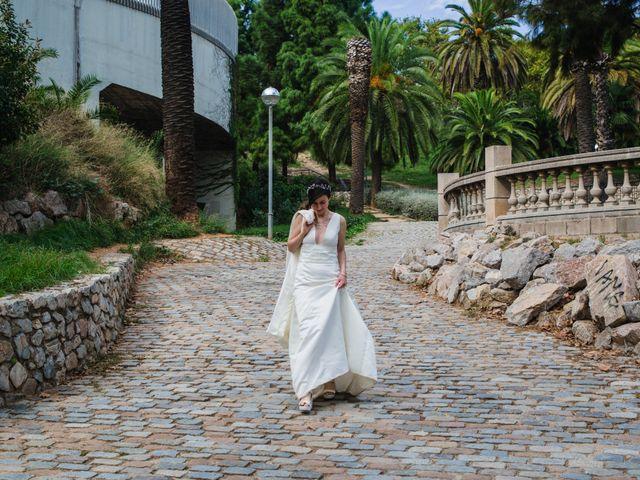 La boda de Albert y Arianna en Cornella De Llobregat, Barcelona 112