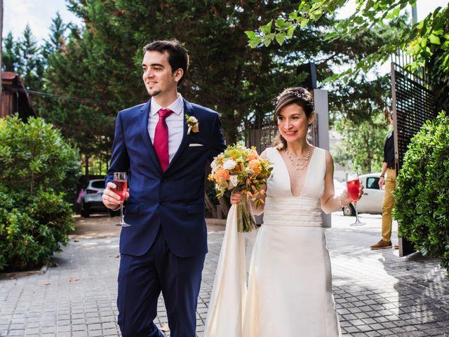 La boda de Albert y Arianna en Cornella De Llobregat, Barcelona 113