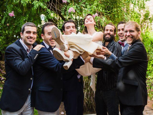 La boda de Albert y Arianna en Cornella De Llobregat, Barcelona 116