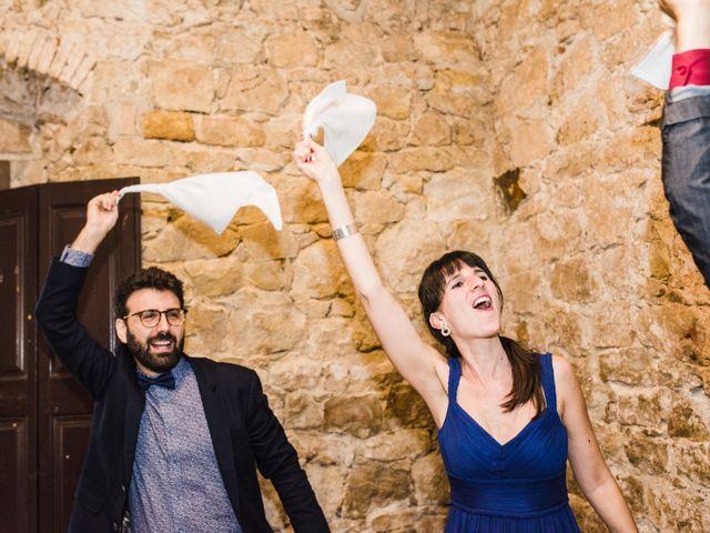La boda de Albert y Arianna en Cornella De Llobregat, Barcelona 123