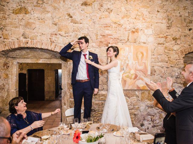 La boda de Albert y Arianna en Cornella De Llobregat, Barcelona 126