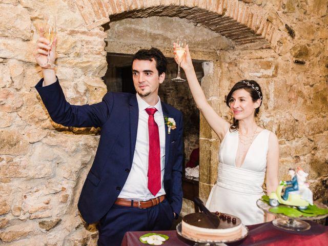 La boda de Albert y Arianna en Cornella De Llobregat, Barcelona 129