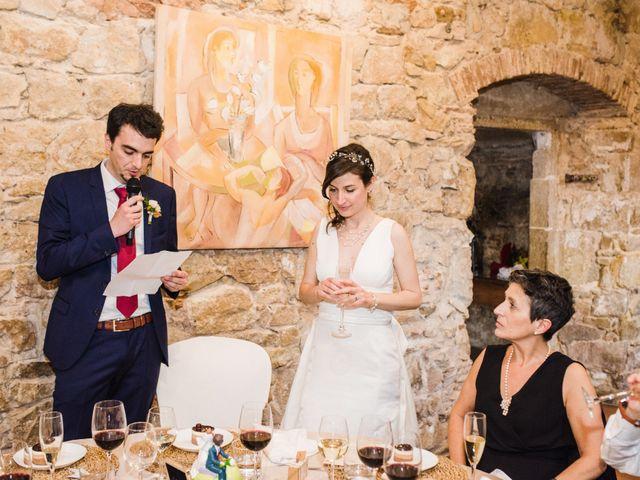 La boda de Albert y Arianna en Cornella De Llobregat, Barcelona 130