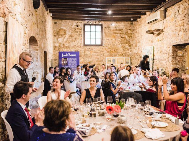 La boda de Albert y Arianna en Cornella De Llobregat, Barcelona 137