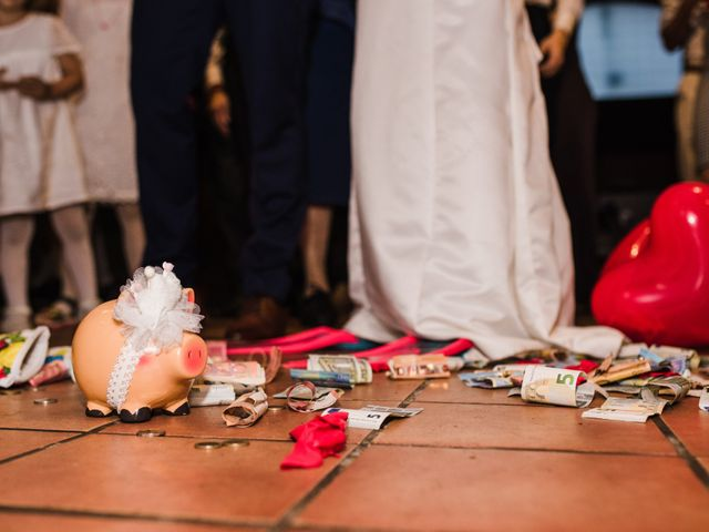 La boda de Albert y Arianna en Cornella De Llobregat, Barcelona 150