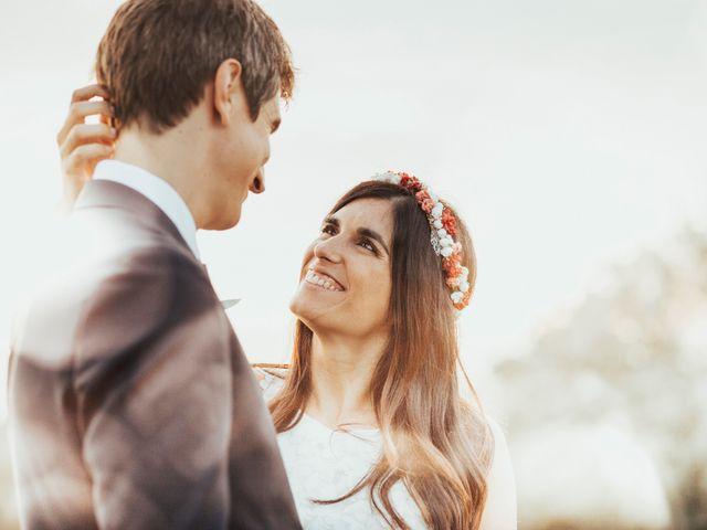 La boda de Sara y Sancho