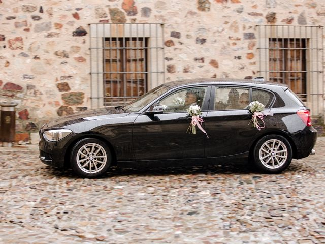 La boda de Iván y Cristina en Cáceres, Cáceres 18