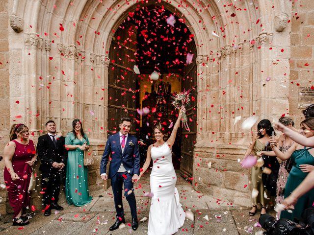 La boda de Iván y Cristina en Cáceres, Cáceres 25