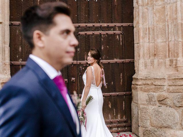 La boda de Iván y Cristina en Cáceres, Cáceres 26