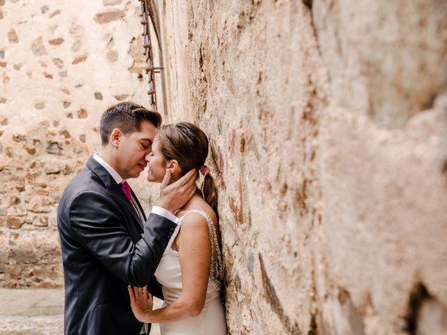 La boda de Iván y Cristina en Cáceres, Cáceres 52