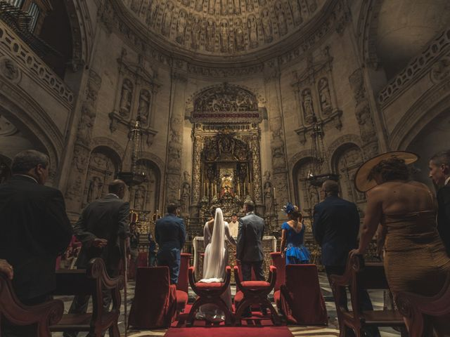 La boda de Caro y Juanma en Sevilla, Sevilla 23