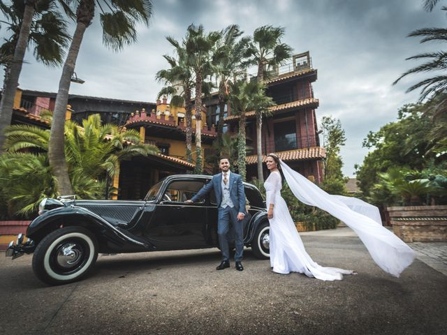 La boda de Juanma y Caro