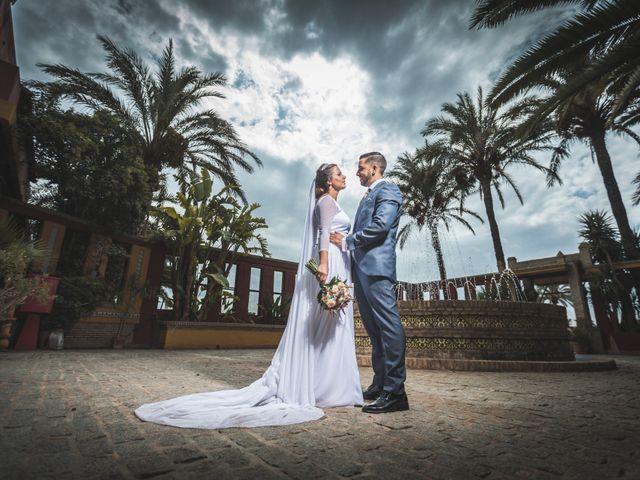 La boda de Caro y Juanma en Sevilla, Sevilla 29