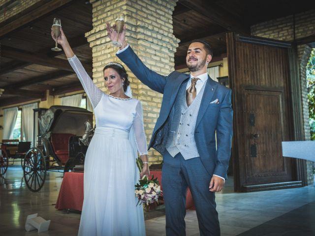 La boda de Caro y Juanma en Sevilla, Sevilla 30