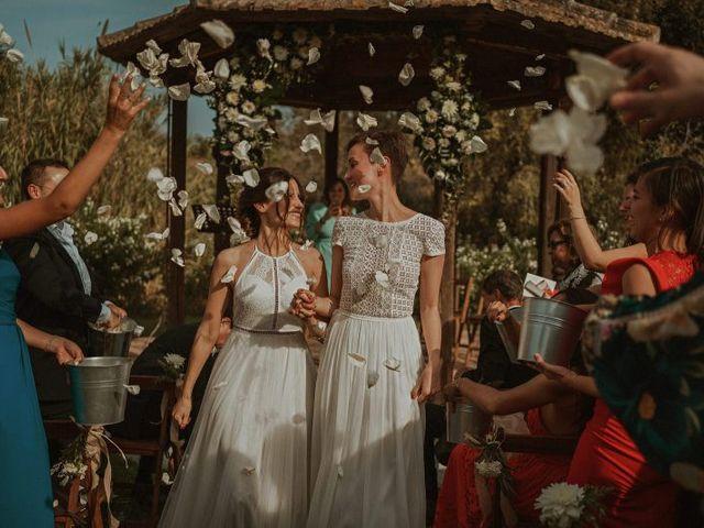 La boda de Jenn y Bianca en Málaga, Málaga 1