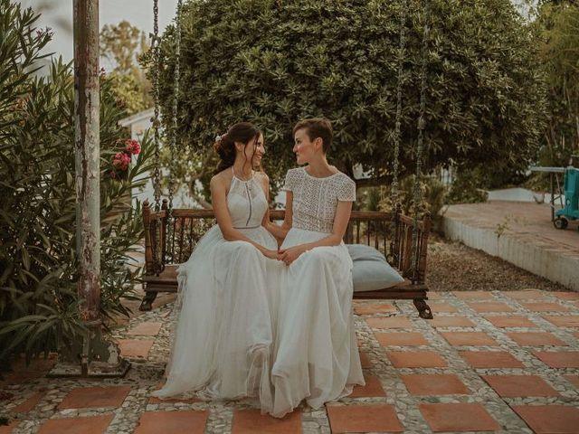 La boda de Jenn y Bianca en Málaga, Málaga 39