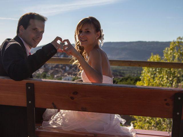 La boda de Jahel y Gorka