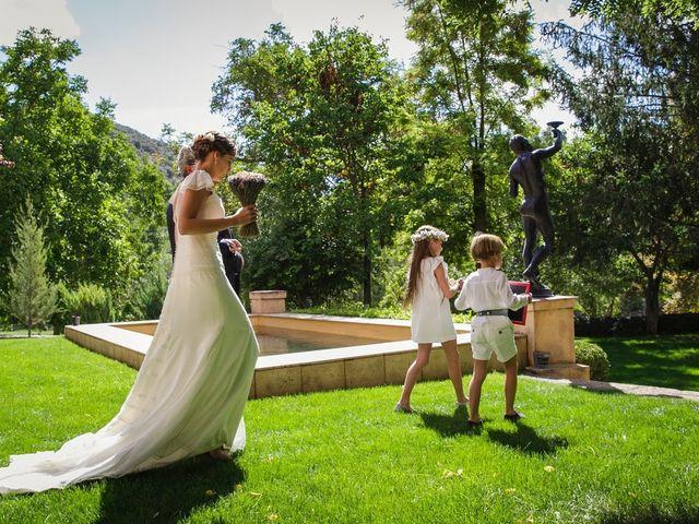 La boda de Marcos y Amapola en Siguenza, Guadalajara 12