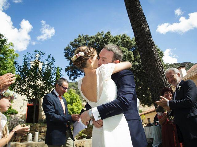 La boda de Marcos y Amapola en Siguenza, Guadalajara 13
