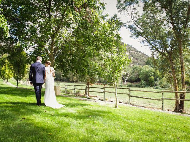 La boda de Marcos y Amapola en Siguenza, Guadalajara 15