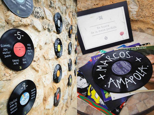La boda de Marcos y Amapola en Siguenza, Guadalajara 21