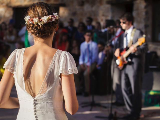 La boda de Marcos y Amapola en Siguenza, Guadalajara 23