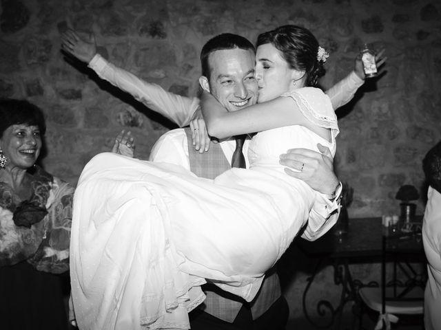 La boda de Marcos y Amapola en Siguenza, Guadalajara 33