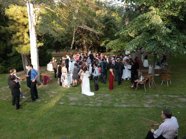 La boda de Anna y Sergi en Salt, Girona 1