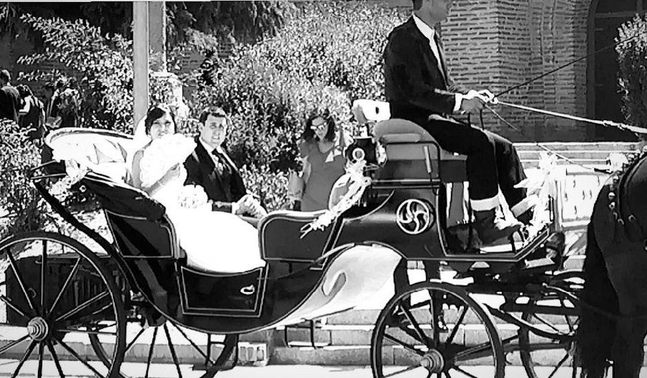 La boda de David y Patricia en Horcajo De Las Torres, Ávila