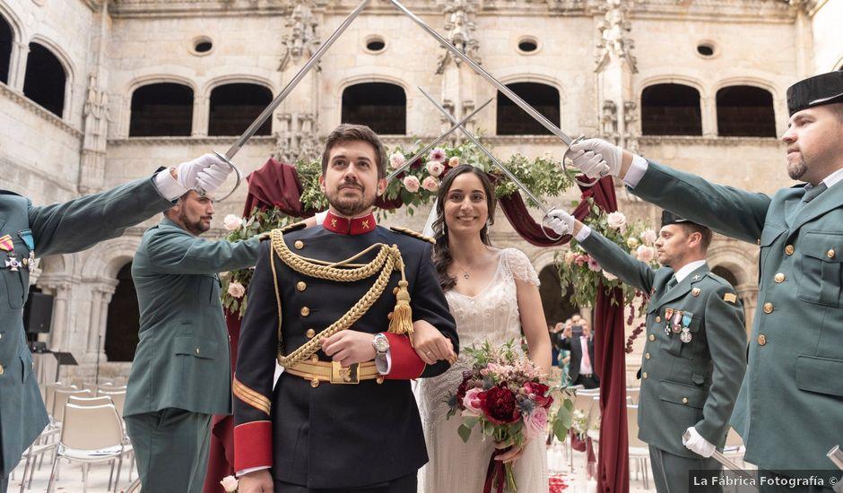 La boda de Daniel y Sara en Ourense, Orense