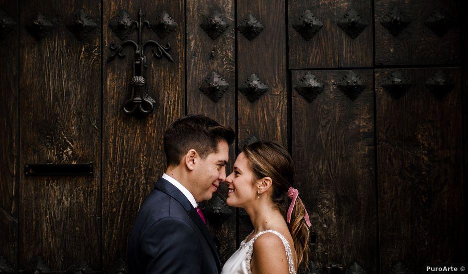 La boda de Iván y Cristina en Cáceres, Cáceres