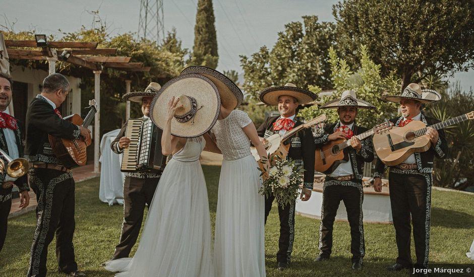 La boda de Jenn y Bianca en Málaga, Málaga
